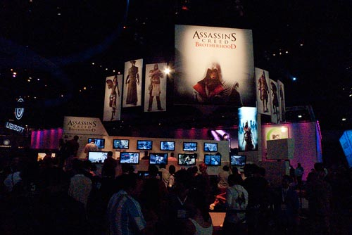 Assassins Creed Brotherhood at E3