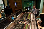 The console at Abbey Road
