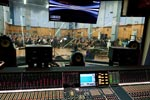 View from the booth at Abbey Road
