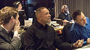 Recording the score for Jordan Peele's US at Sony with composer Michael Abels