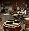 Recording Taiko at The Sony Scoring Stage