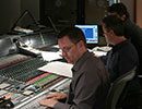 John at WB scoring Stage with Sean Callery