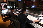 Recording with Sean Callery at Warner Bros Scoring Stage