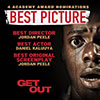 Very proud to have mixed the score for GET OUT