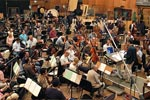 Recordist on I, ROBOT at 20th Century Fox - Newman Scoring Stage